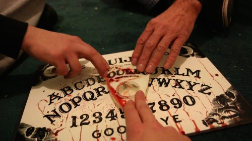 how to use ouija board